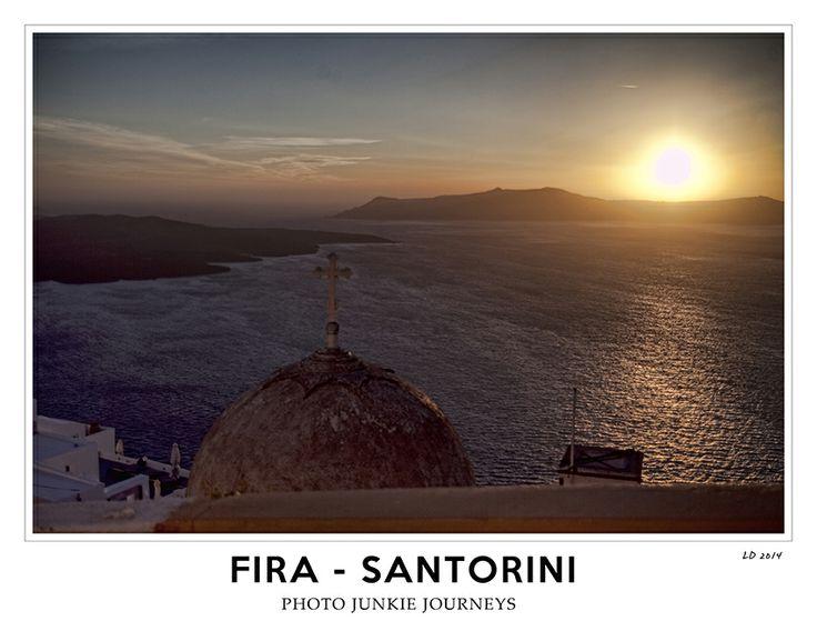 Photo Junkie Journeys Fira - Santorini
