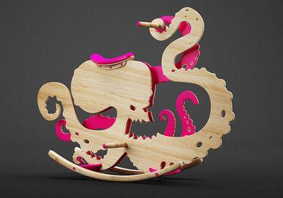 #Monster #CostantinBolimond http://www.behance.net/gallery/12704031/MONSTER