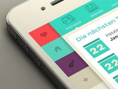 GORGEOUS IPHONE APP UI UX INSPIRATIONS