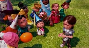Agnes Birthday and Friends Despicable Me 2 Wallpaper