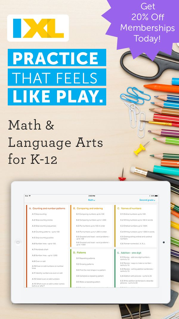 School Yourself - Free online math lessons