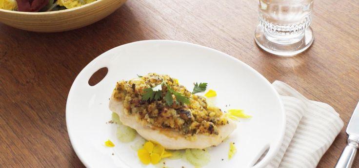 Pechuga+de+pollo+con+limón+y+perejil