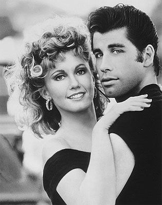 Grease (1978) starring Olivia Newton-John & John Travolta