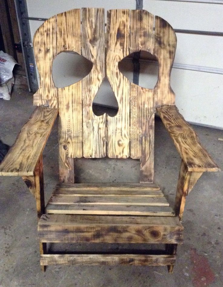 Custom Reclaimed Wood Skull Chair. Skull ChairWood FurnitureEtsy Shop - 35 Best Custom Reclaimed Wood Furniture Images On Pinterest