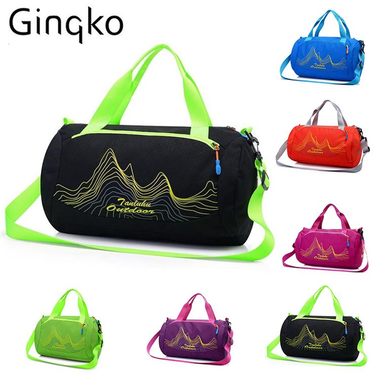 Ginko Dry and Wet Depart Fitness Swimming Package Waterproof Women Men Outdoor Sports Swimming Bags Swim suit sack Beach Pool