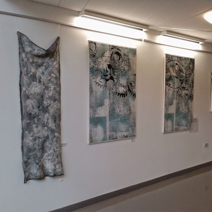 Exhibition at Sidcot Arts Centre