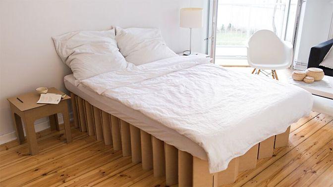 m bel aus pappe von room in a box architektur pinterest m bel aus pappe pappe und box. Black Bedroom Furniture Sets. Home Design Ideas