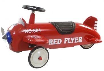 Liane Retro Roller Aeroplane #Loopauto #Speelgoed Retroroller-shop.nl  Hoppashops.nl Hoppa-toys.nl