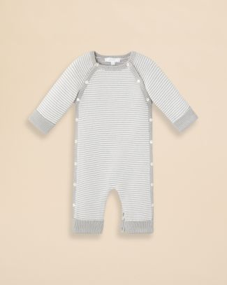 Jacadi Infant Boys' Striped Knit Romper - Sizes 3-12 Months  Bloomingdale's