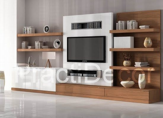 1000 ideas sobre muebles para tv modernos en pinterest for Ver modulares modernos