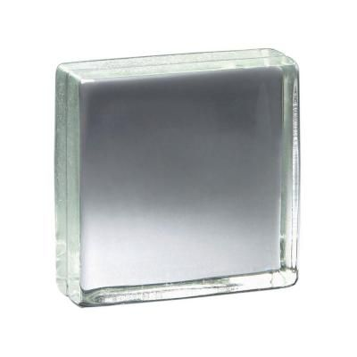 Pittsburgh Corning 8 in. x 8 in. x 3 in. Vistabrik Glass Block 3/CA-110191 - The Home Depot
