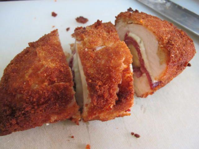 Resep Chicken Cordon Bleu JTT