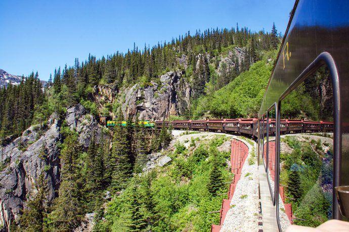 Alaska | 11 epische treinreizen over de hele wereld