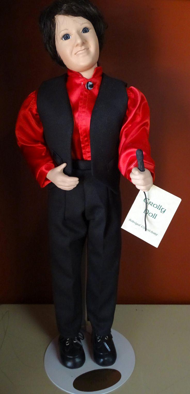 Daniel O'Donnell Crolly Doll, 1990s