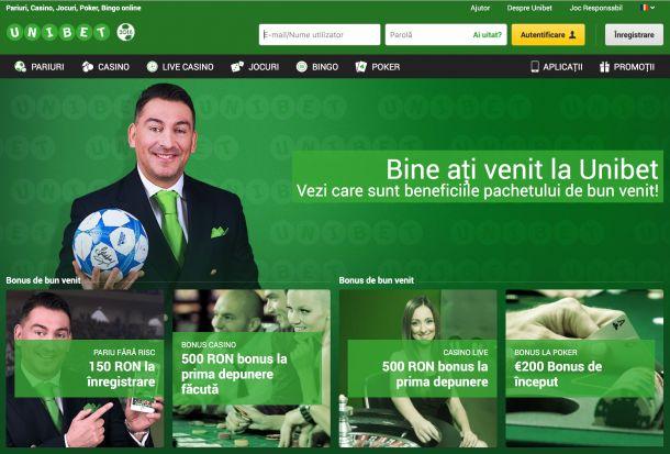 Articole Pariuri sportive pe PariuriX.com: Vrei să pariezi la UNIBET? Citești aici cu atenție!