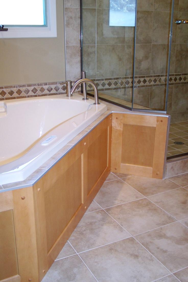 Calgary bathworks calgary bathroom renovations bathroom gallery - Willow Park Bathroom Tub Tile And Shower Bathroom Renovation Via Www
