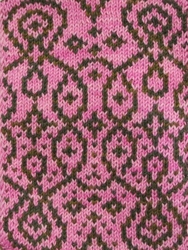 Double Knitting Heart Pattern : 42 best images about 2 colour knitting ideas on Pinterest ...