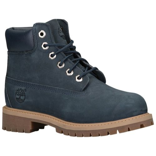 Navy Timberland Boots for Christmas