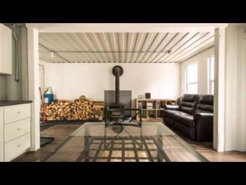 spot de hometainer viviendas modulares fabricadas utilizando como base estructural de maritimos