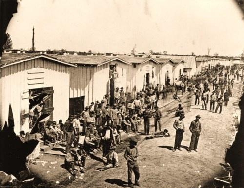Federal Prison Camp 1861-1865