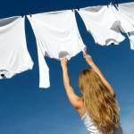 Como lavar roupa a mão