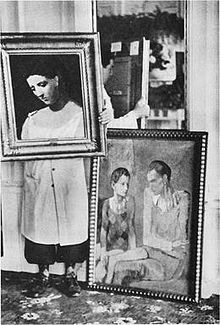 Degenerate art - Wikipedia, the free encyclopedia