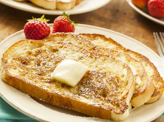 Check out this pork rind recipe for You Won't Believe It's… Not French Toast from PorkRinds.com