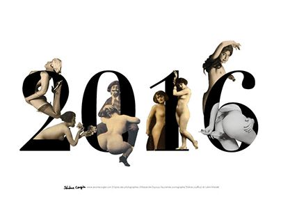 """Check out new work on my @Behance portfolio: """"Welcome in 2016"""" http://be.net/gallery/32847385/Welcome-in-2016"""