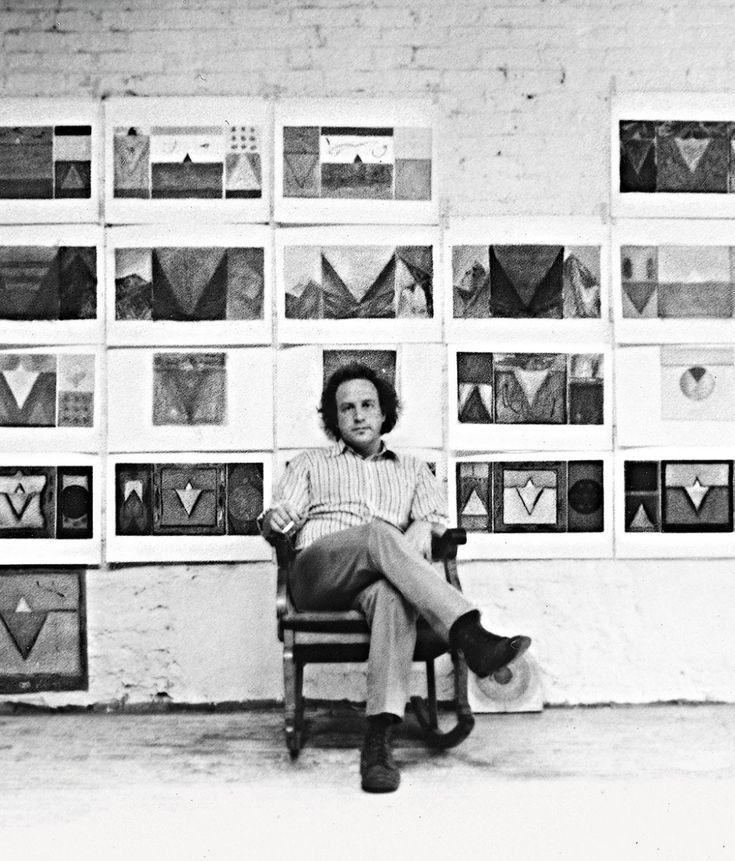 Jerry saltz my life as a failed artist with images