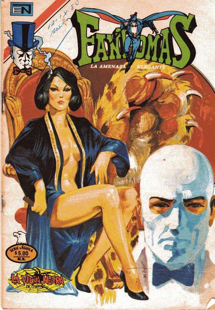 Pin De Victor M Hernandez En Mexican Comic Books  Ficcion-7822