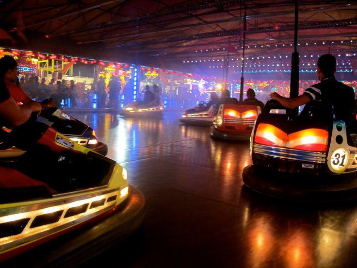 BUmpercars | Fun fair, Fair grounds, Carnival