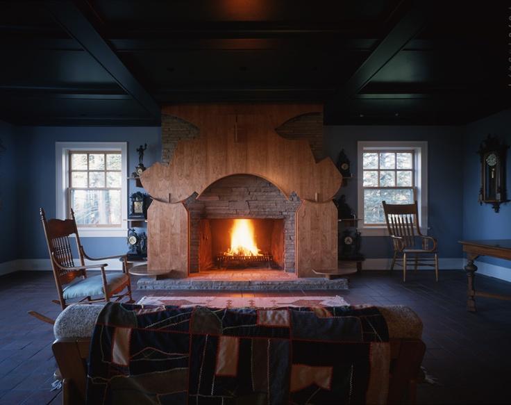 108 Best Ideas About Fireplaces On Pinterest Modern