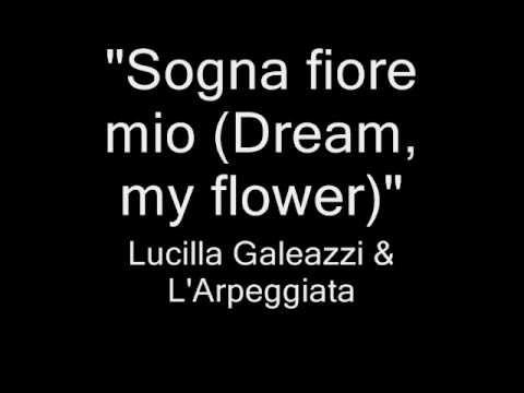 Lucilla Galeazzi & L'Arpeggiata  - Sogna fiore mio