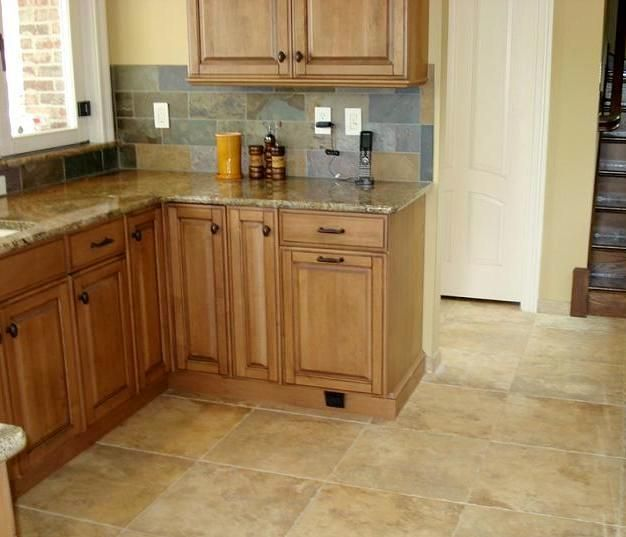 Earth Tone Kitchen Colors: 13 Best Kitchens With Oak Cabinets. Images On Pinterest