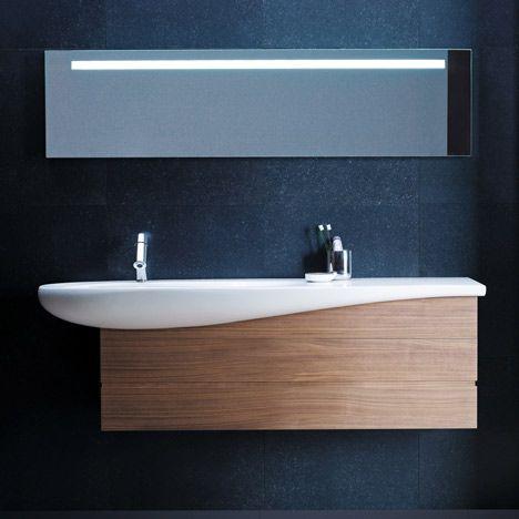 Laufen-IlBagnoAlessi One designed by Stefano Giavannoni