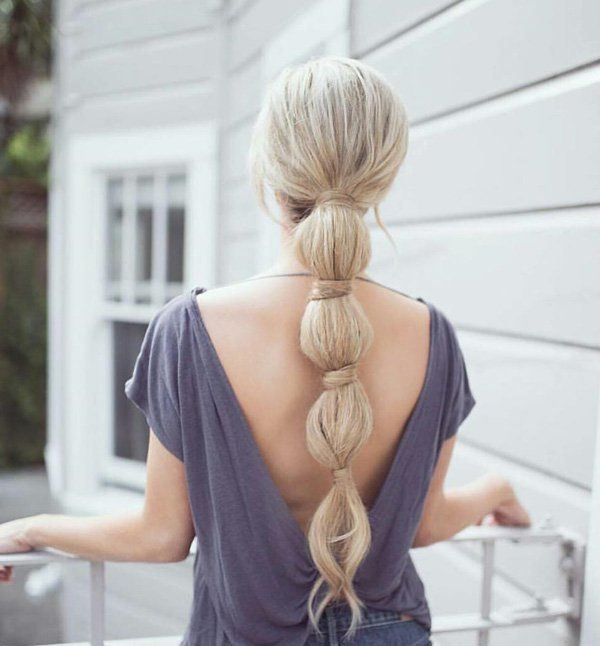 These hairstyles are proof that long hair does not have to be boring. On the contrary, they can be very seductive.