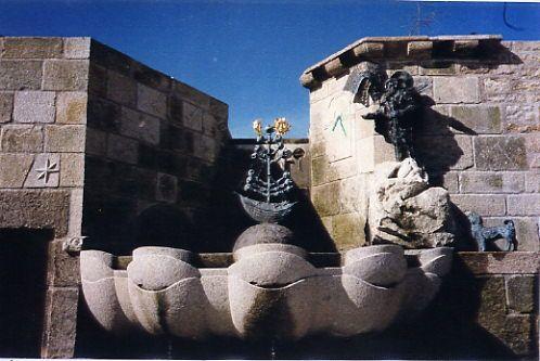 Fontaine du Pèlerin - Plougastel-Daoulas.