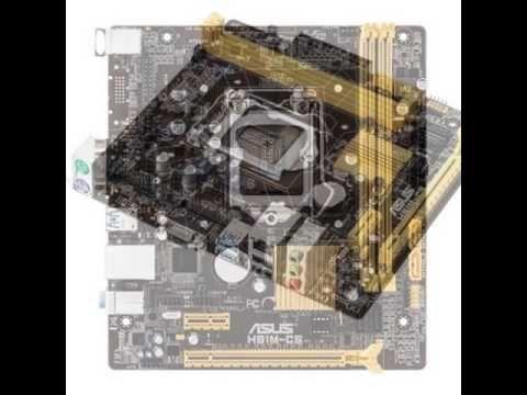 Placa Mãe Asus Intel H81m-CsBr Intel 1150, Svr, Ddr3 - preço 255,00