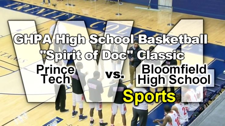 "This is the Prince Tech vs. Bloomfield High School contest from the third annual Greater Hartford Pro-Am Youth High School Basketball Classic ""The Spirit of DOC"" Held at Trinity College in Hartford Connecticut.  Events, news, entertainment, and views in your community!  Now there is something worth watching on Social Media!  Watch it • Like it • Share it • with Colleagues, family, friends, and foe, that way you can help keep them in the know. AccessTVnetwork.com  –  AccessTV.org  -  Steaming…"