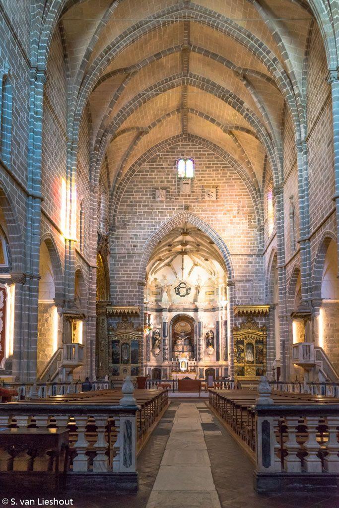 Saint Francis church Evora