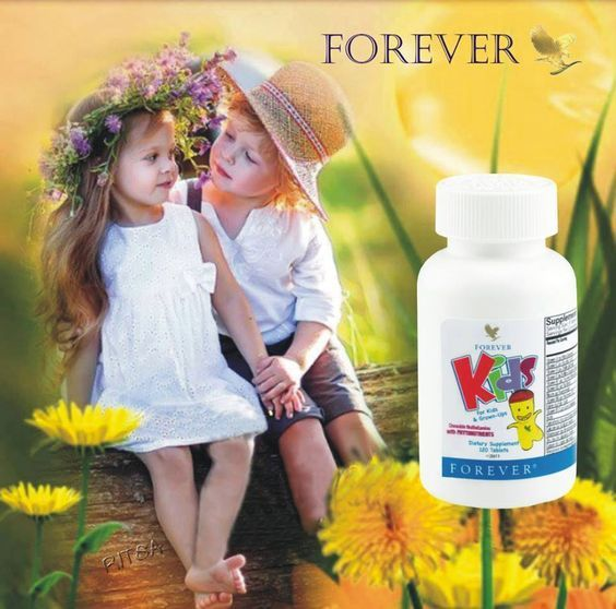 Forever Kids Multivitamin.  lifestyle16.flp.com
