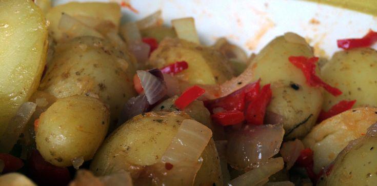 Grillgrønnsaker
