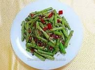 Image result for easy sichuan dry-fried green beans