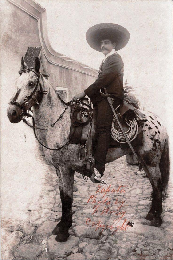 General Eufemio #Zapata, hermano mayor del Caudillo del Sur,