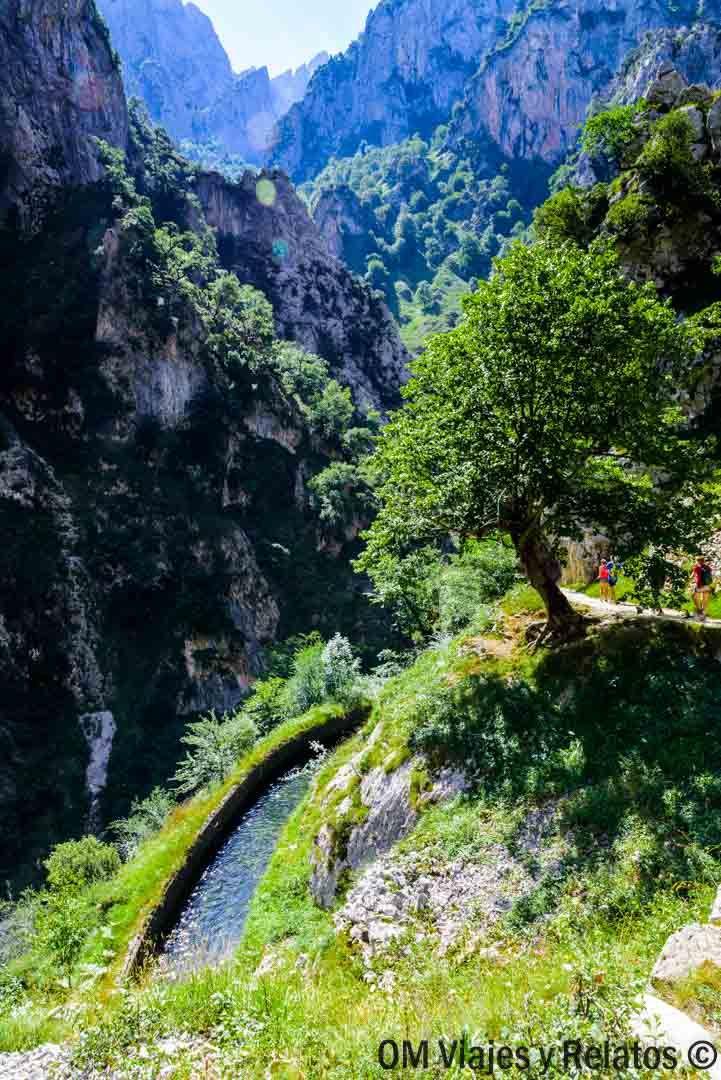 La Ruta Del Cares Desde Caín La Senda Más Espectacular De Los Picos De Europa Picos De Europa Rutas De Senderismo Rutas