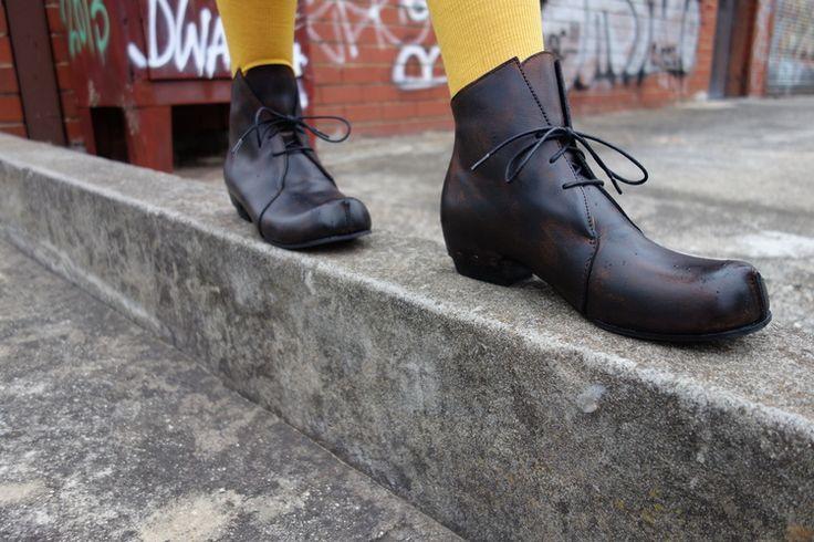 Naked Slice Boot bookerandco.com.au