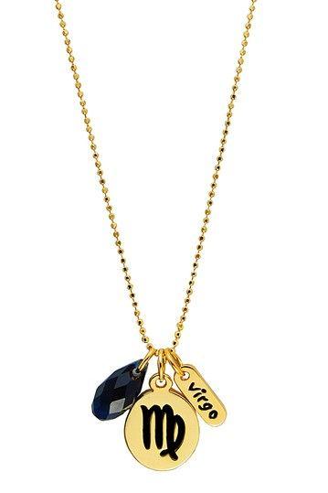 Virgo necklace!