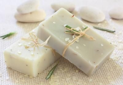 All soaps require a saponification process, which is the process of blending lye and fat under certain conditions. Hypoallergenic soaps contain minuscule amounts of  chemicals, fragrances, colorings or other additives that may provoke allergic reactions in people with sensitive skin. Goat's milk is protein-rich and hypoallergenic. In fact, soap...