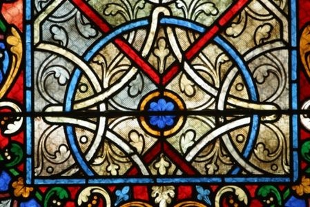 What Kind of Paint to Use on Window Glass? thumbnailFaux Stained Glasses, Stained Glass Windows, Closets Doors, Stainedglass, Stained Glasses Windows, Tisssu Paper, Paper Stained, Windows Art, Construction Paper