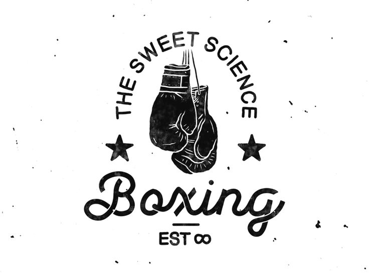 A vintage design for a fightwear/fightgear company. This design is catered towards boxing. Focus points were: simple, vintage, dedicated, old school.